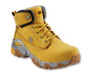 JCB 4X4-H Safety Boots Honey With Steel Toe Caps & Midsole