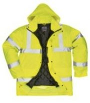 S420 Hi-Vis Traffic Jacket
