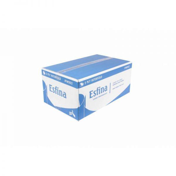 Esfina I-Fold Hand Towels 2 Ply