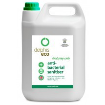 Delphis eco Anti-bacterial sanitiser 1x 5Ltr