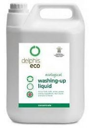 Delphis Eco Washing up Liquid 1 x 5Ltr