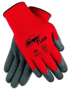 Red Ninja Gloves