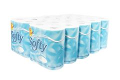 Softy Pro Toilet Rolls Case of 40