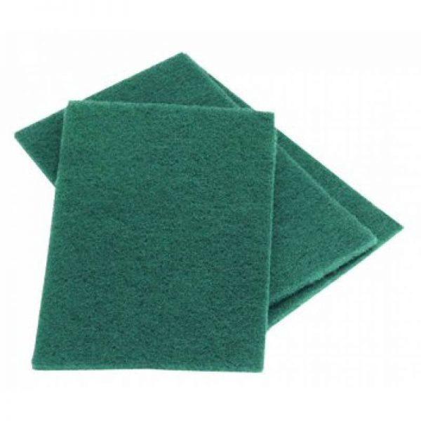 Green Scourers 10 Per Pack