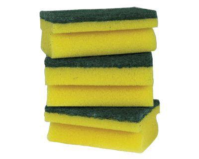 Sponge Scourers 10 per pack