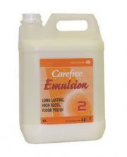 Carefree Emulsion Polish 5LTR