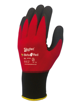 Skytec Tricolore Beta Red Cut Level 1 Handling Gloves