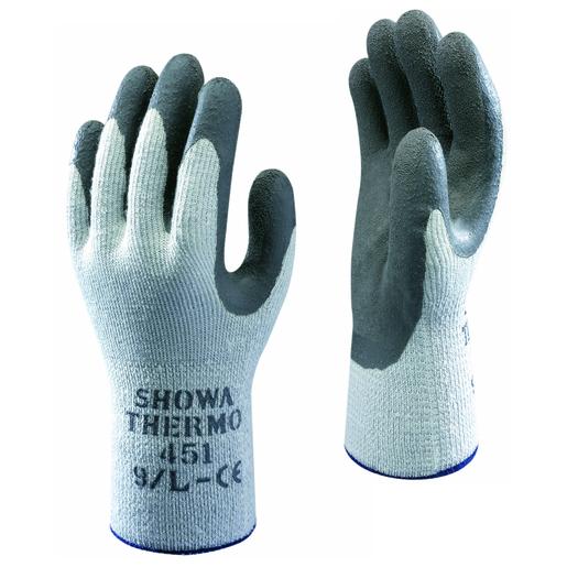 Showa 451 Thermo Latex Grip Glove  - Pair