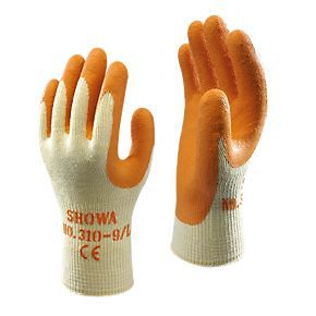 Showa Best 310 Gloves Orange Pair