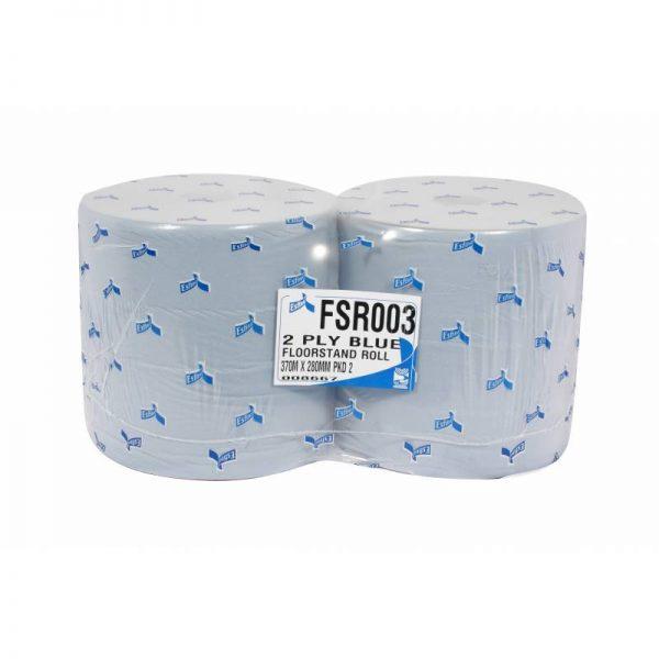 Blue Floorstand Rolls FSR003