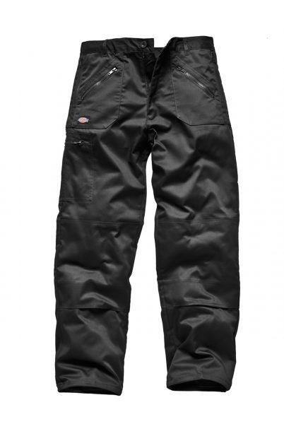 Dickies Redhawk Action Trousers Black WD814