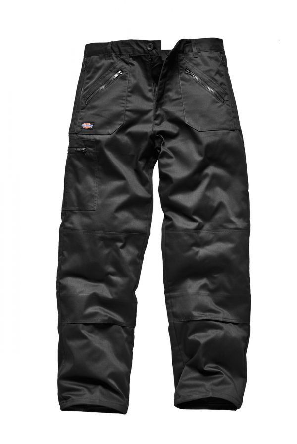 Dickies Redhawk Action Trousers Black WD814