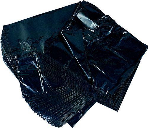 Black Heavy Duty Sacks 18x32x39  Case of 200