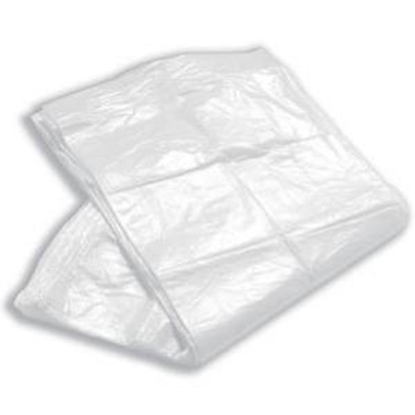 White Swing Bin Liners 15x22x30 Case of 1000