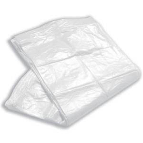 White Swing Bin Liners 15x22x30 Case of 1000