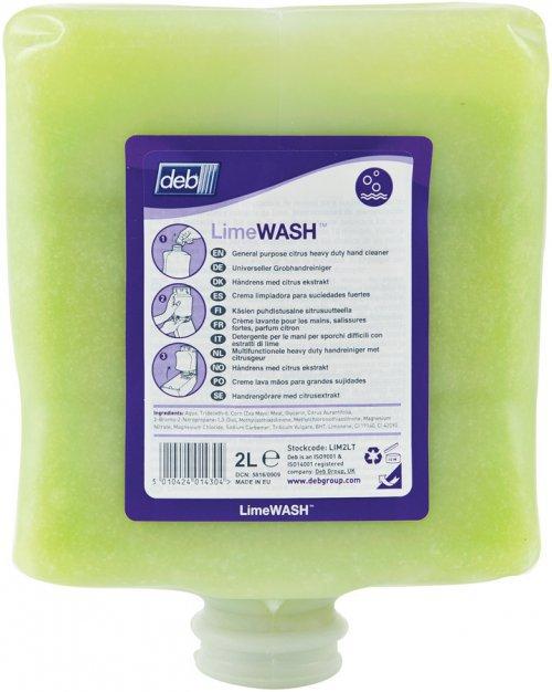 Deb Lime 4 x 2 Ltr Case