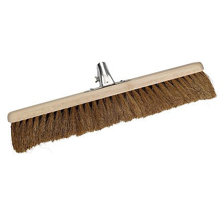 Platform Natural Coco Broom Head