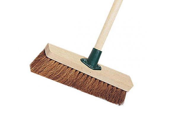 Sweeping Broom Natural Coco