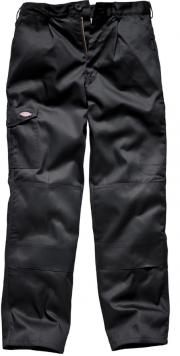 Dickies Redhawk Super Trousers Black WD884