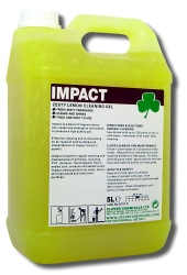Impact Lemon Cleaning Gel 5Ltrs