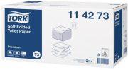 Tork soft folded toilet paper 11.42.73
