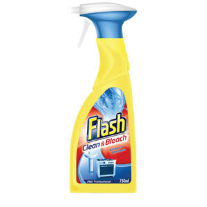Flash Clean And Bleach Kitchen And Bathroom Jp Supplies