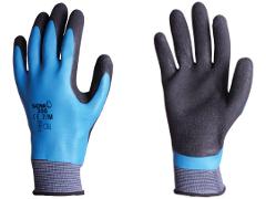 Showa 306 Fully-Coated Latex Grip Gloves