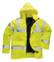 S460 - Portwest Hi Vis Traffic Jacket