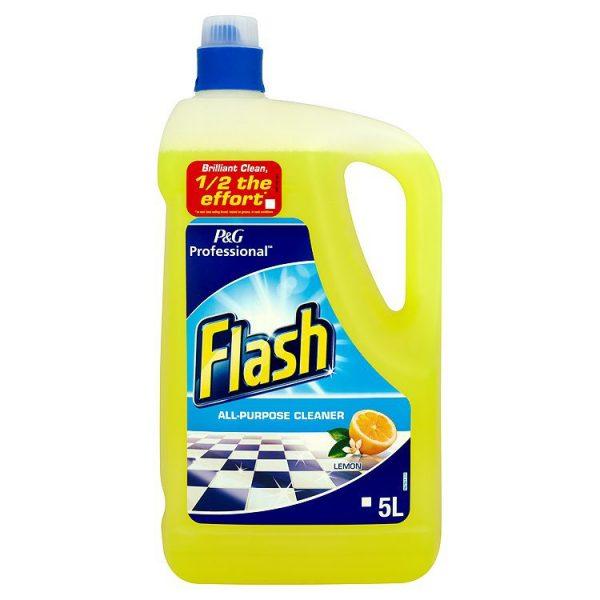 Flash Lemon 5ltr