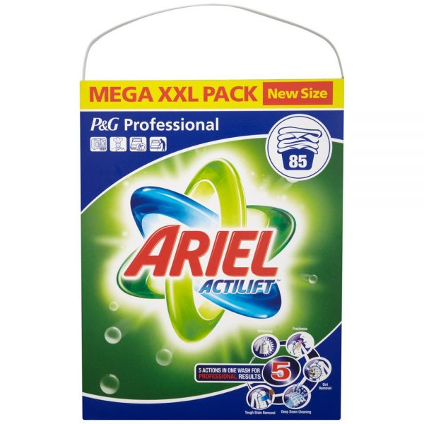 Ariel Professional Reqular Bio Powder Detergent
