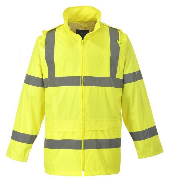 H440 - HI-VIS Rain Jacket