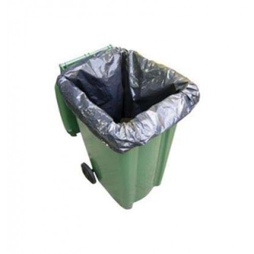 Black Wheelie bin liners 30x46x54 (100)