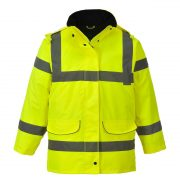 S360 Hi-vis Ladies traffic jacket