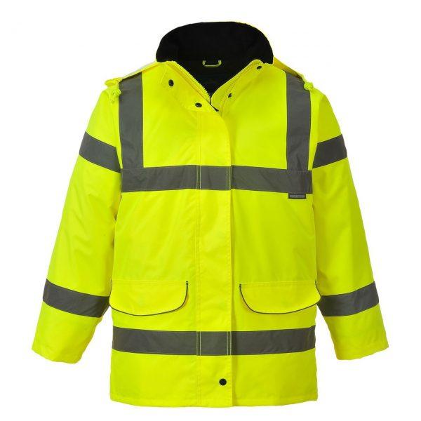 S360 Hi-vis Ladies traffic jacket