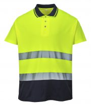 S174 Two Tone Comfort Polo