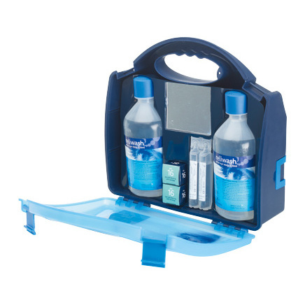 Reliwash Double Eye Wash Kit