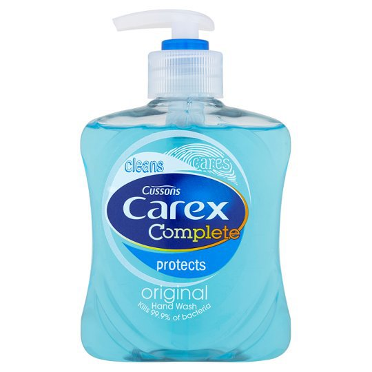 Carex Original Antibacterial Hand Wash Case of 6