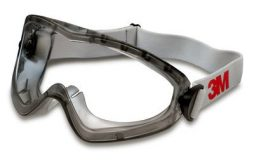 3M 2890S K & N Rated Safety Goggles