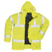 S461- Hi Vis Breathable Jacket