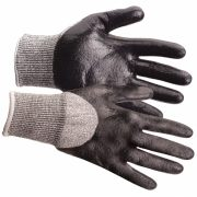 Portwest EcoCut Foam Nitrile Grip Glove (Cut Resistant Level 5) Nitrile Coating